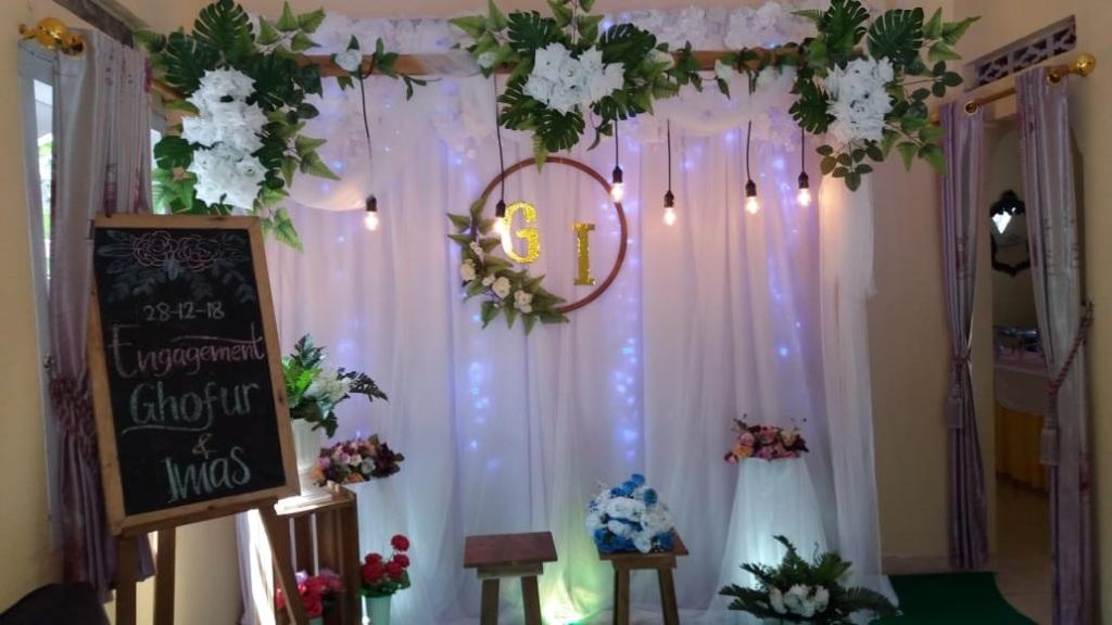 Dekorasi Lamaran Pernikahan Wa 0858 1901 7492 Dekorasi